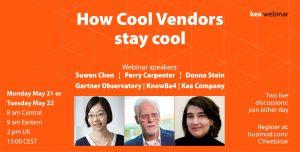 Webinar: How Cool Vendors stay cool