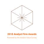 2018 Analyst Firm Award