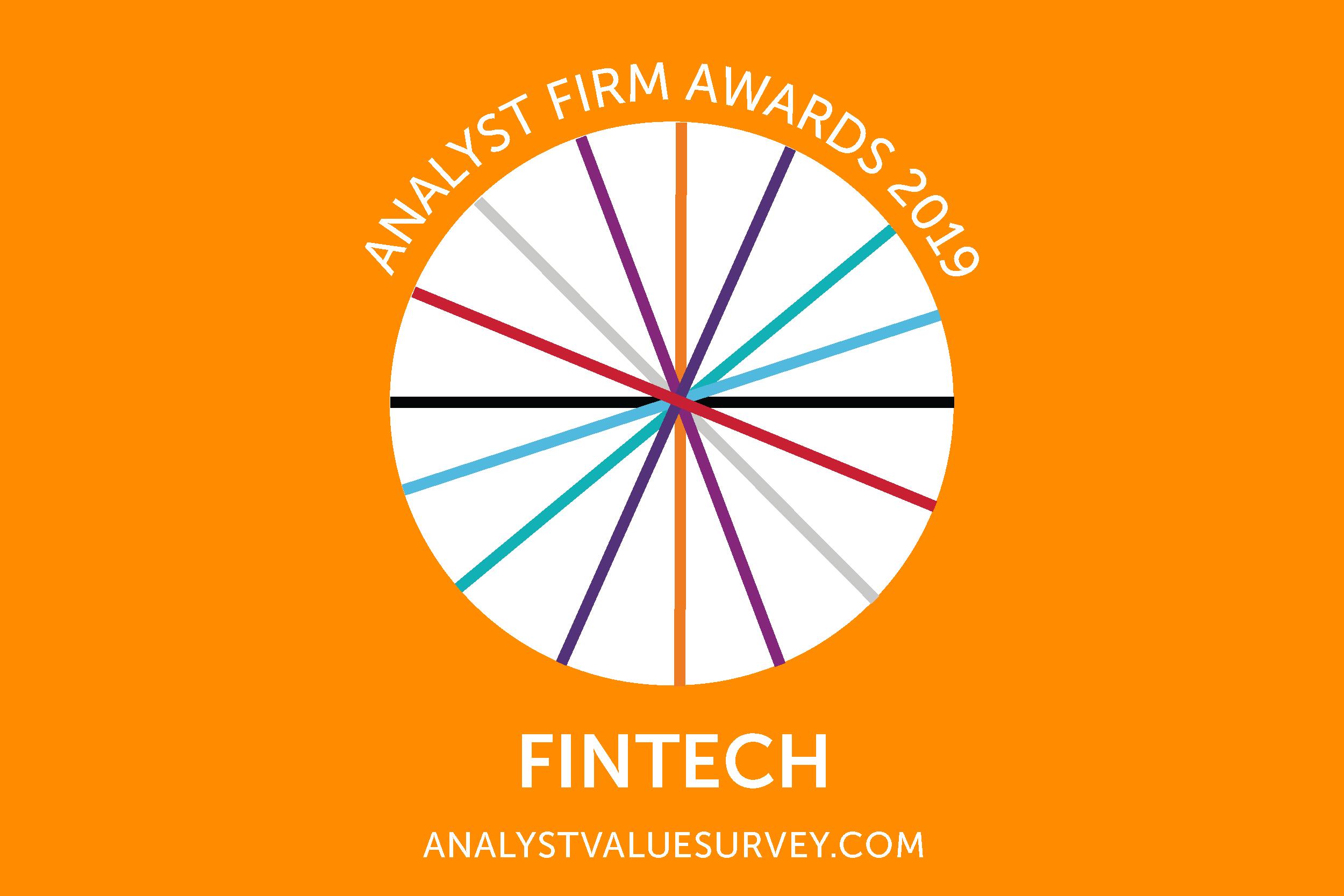 Fintech Analyst Firm Awards