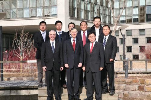 Kirk Campbell Beijing
