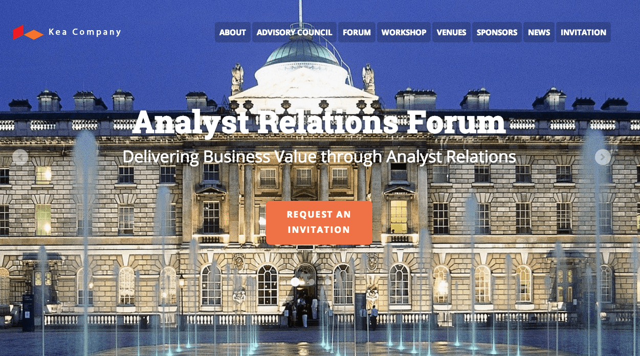 AR Forum agenda reflects growing focus on value and sales