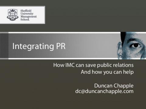 Integrating-PR