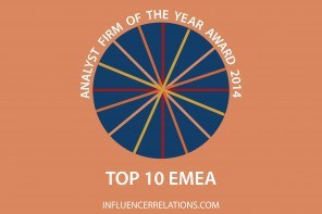 Ten AFOTY14 winners delivering maximum analyst value in EMEA