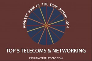 Top 5 Telecoms & Networking, 2014
